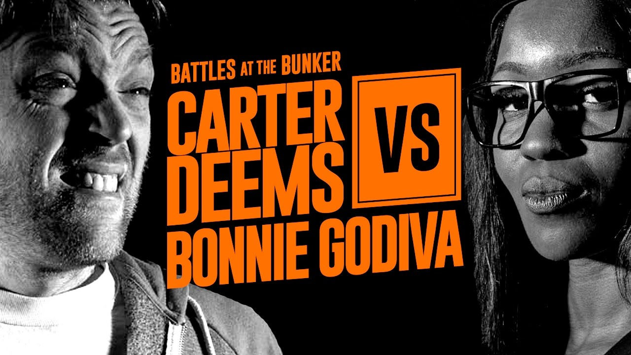 Carter Deems versus Bonnie Godiva