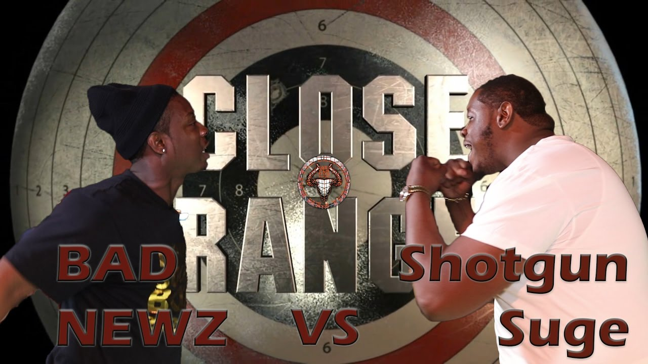 Shotgun Suge versus Bad Newz