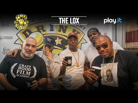 The Lox Drink Champs