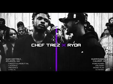 Chef Trez versus Ryda