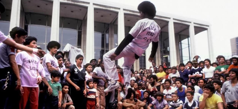 hip-hop dance style