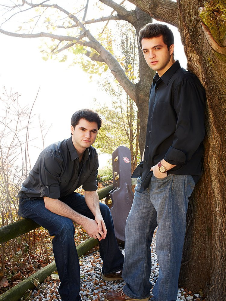 The Como Brothers press photo