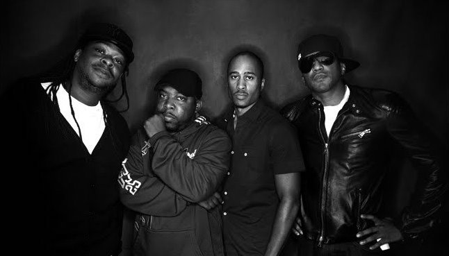 A Tribe Called Quest + Trevor Traynor