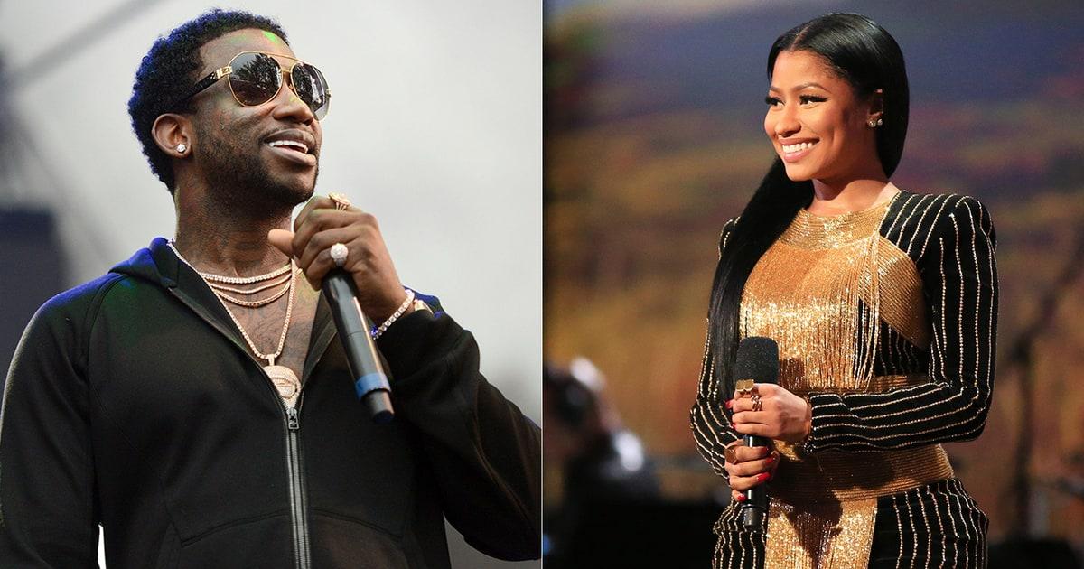 Gucci Mane + Nicki Minaj