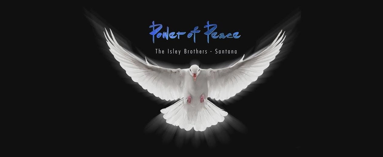 "Carlos Satana and The Isley Brothers - ""Power of Peace"" cover"