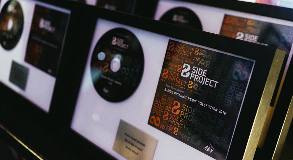B Side Project press photo
