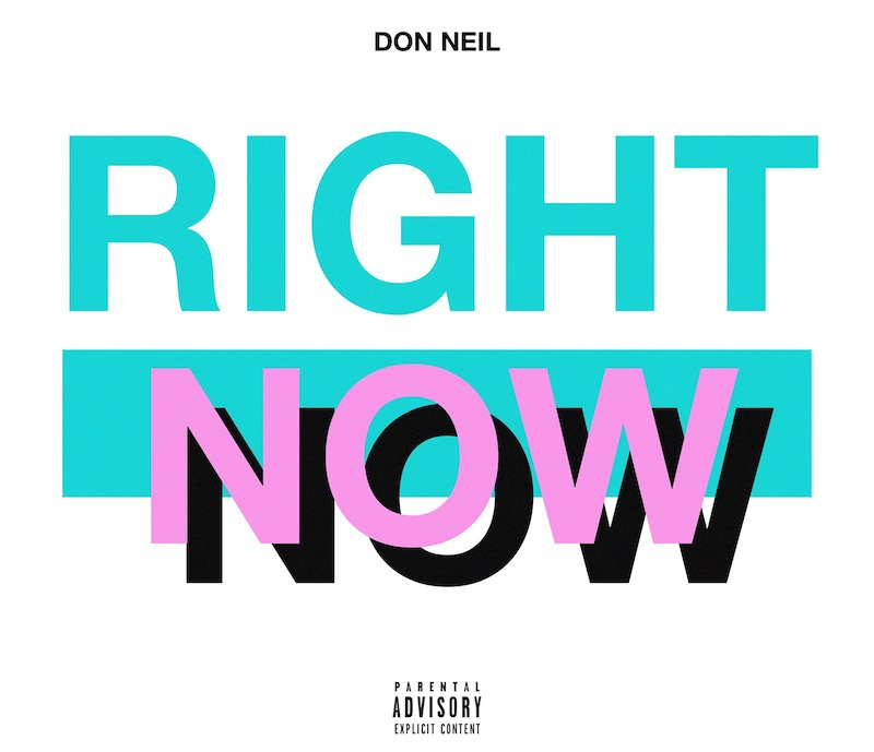 Don Neil - Right Now cover