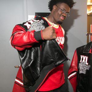 Ugly God Backstage at XXL Freshman Class