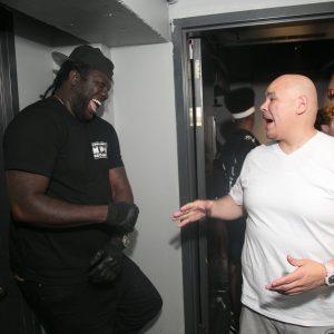Fat Joe | backstage | Backstage - XXL Freshman Class