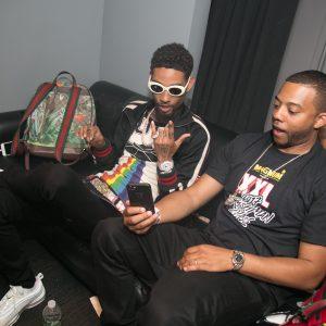 PnB Rock | backstage | Backstage - XXL Freshman Class
