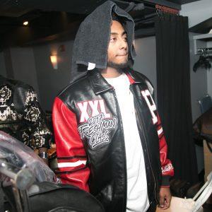 Aminé - Backstage - XXL Freshman Class