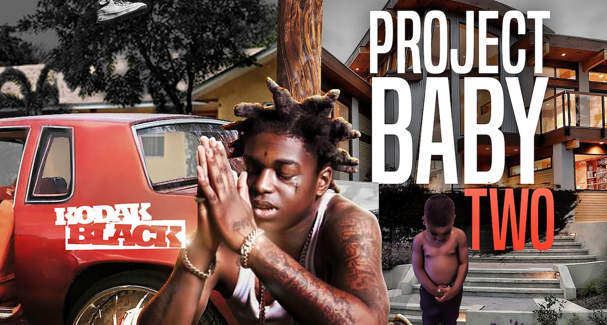 Kodak Black - Project Baby cover