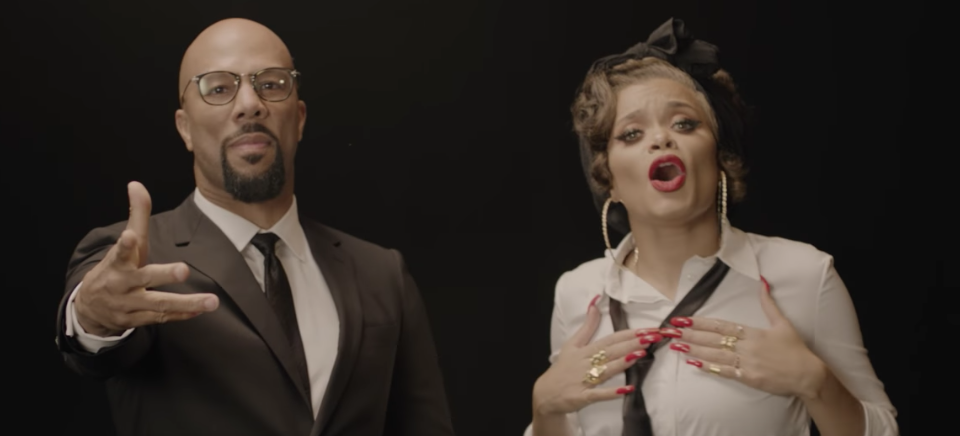 Andra Day + Common