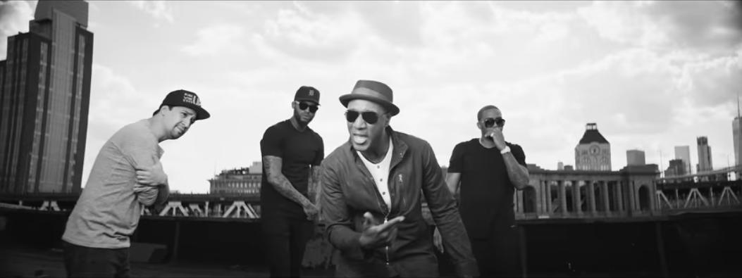 Nas + Dave East + Lin-Manuel Miranda + Aloe Blacc