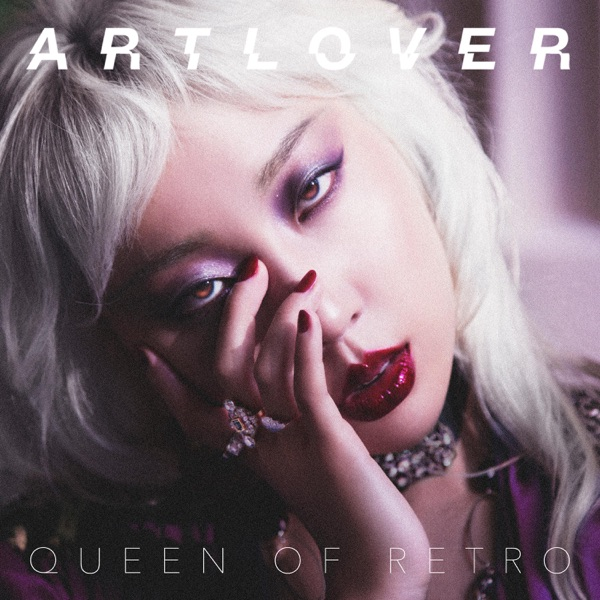 ARTLOVER - Queen Of Retro - EP cover