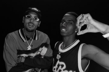 King Combs + Chris Brown