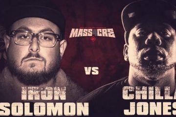 Iron Solomon versus Chilla Jones