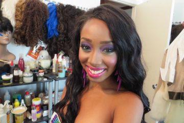 Crystal Tamar smiling