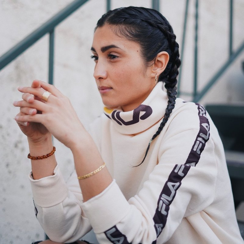 Sky Keller press photo