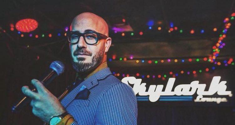 Brian Scartocci at the Skylark Lounge