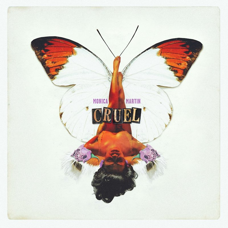 "Monica Martin – ""Cruel"" artwork"