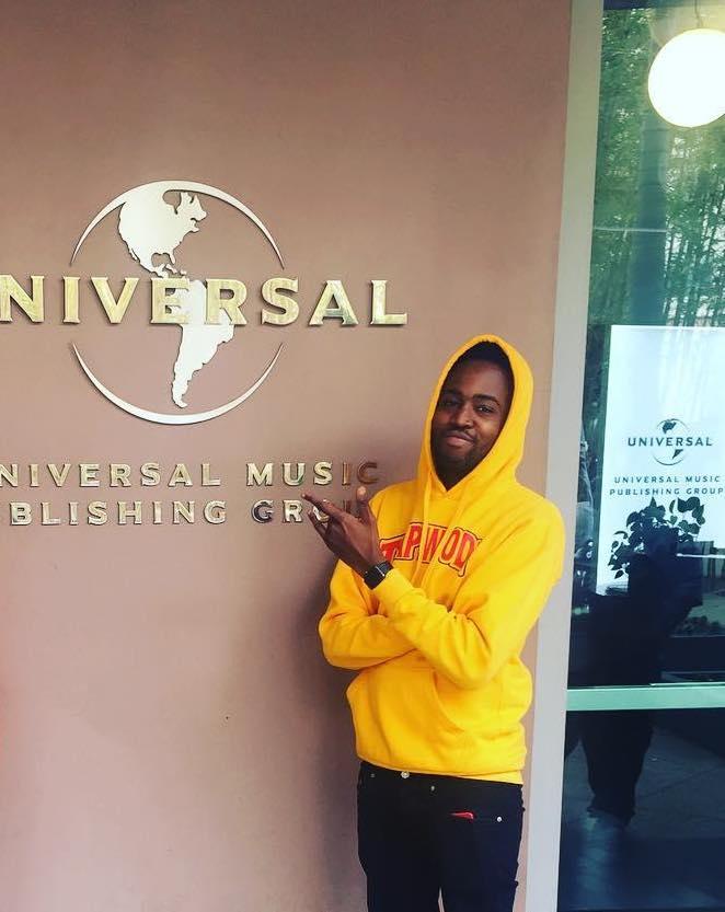 Lil Tzar press photo at Universal