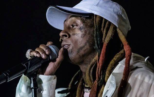 Lil Wayne Press photo
