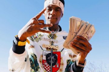 Soulja Boy press photo