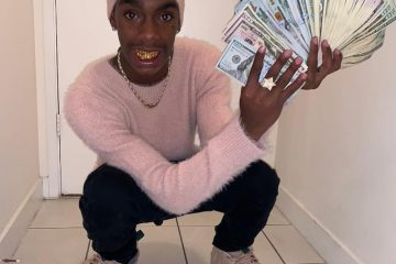 YNW Melly press photo
