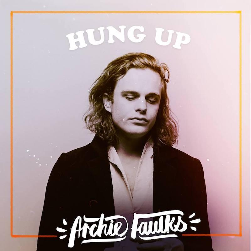 "Archie Faulks – ""Hung Up"" artwork"