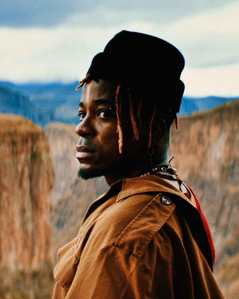 Blick Bassy + 'Ngwa' still video photo