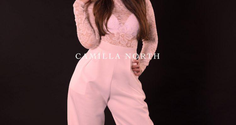 Camilla North press photo