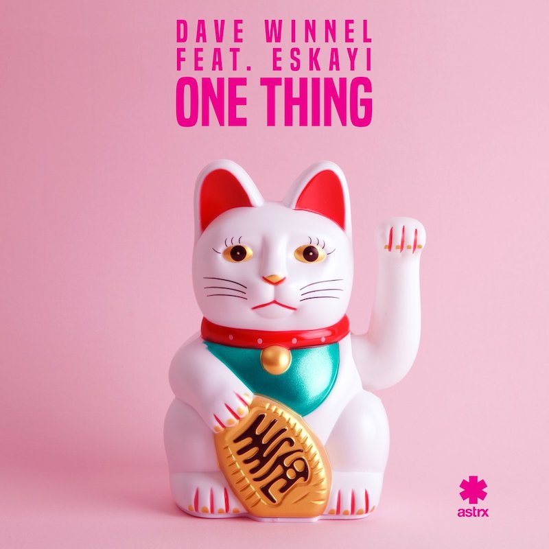 "Dave Winnel – ""One Thing"" artwork"