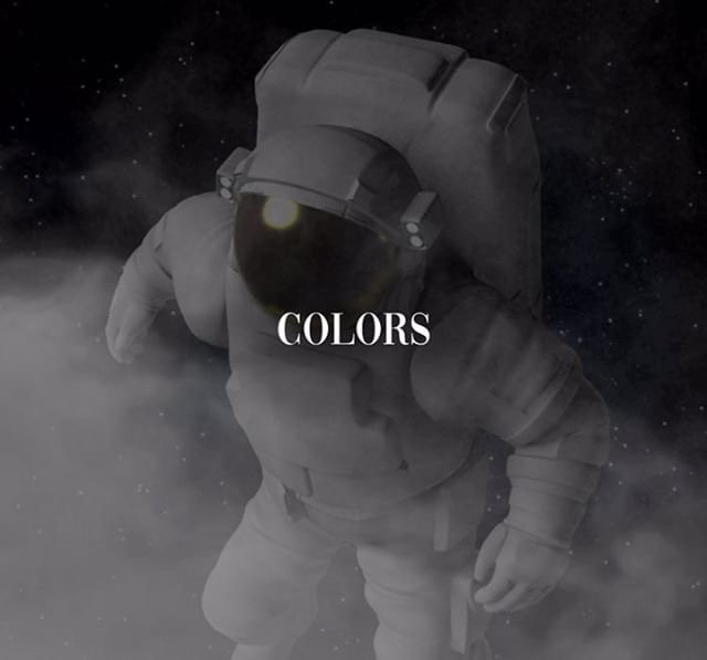 "J.Lamaar – ""Colors"" artwork"