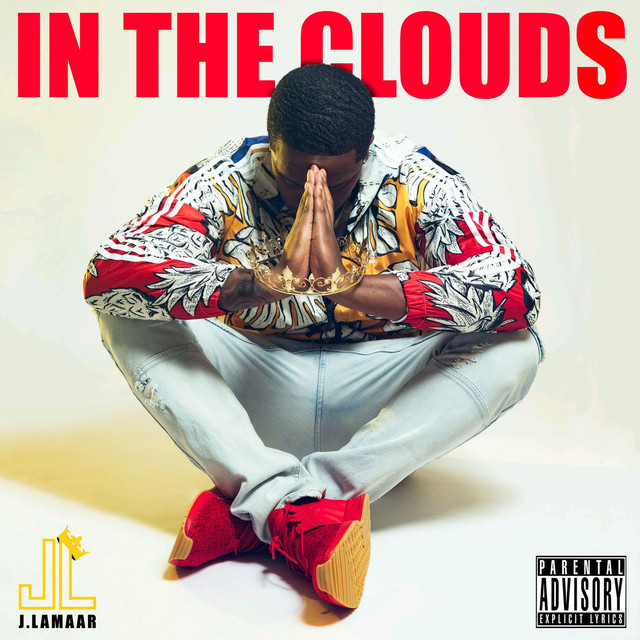 "J.Lamaar - ""In the Clouds"" artwork"