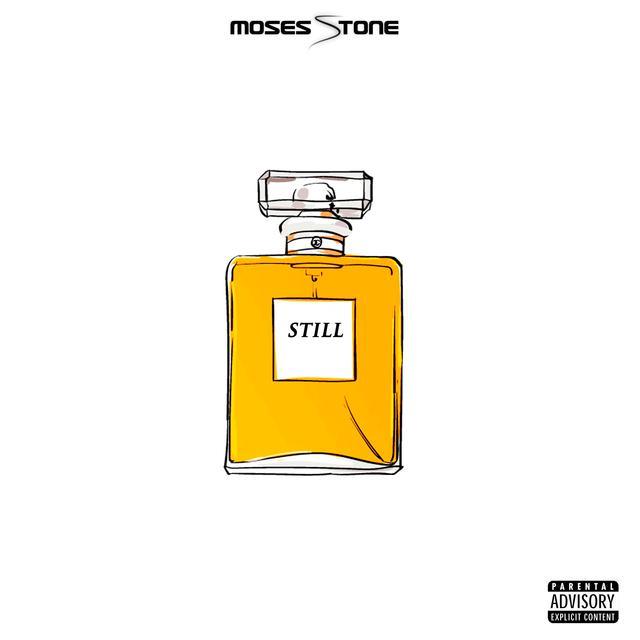 "Moses Stone – ""Still"" artwork"