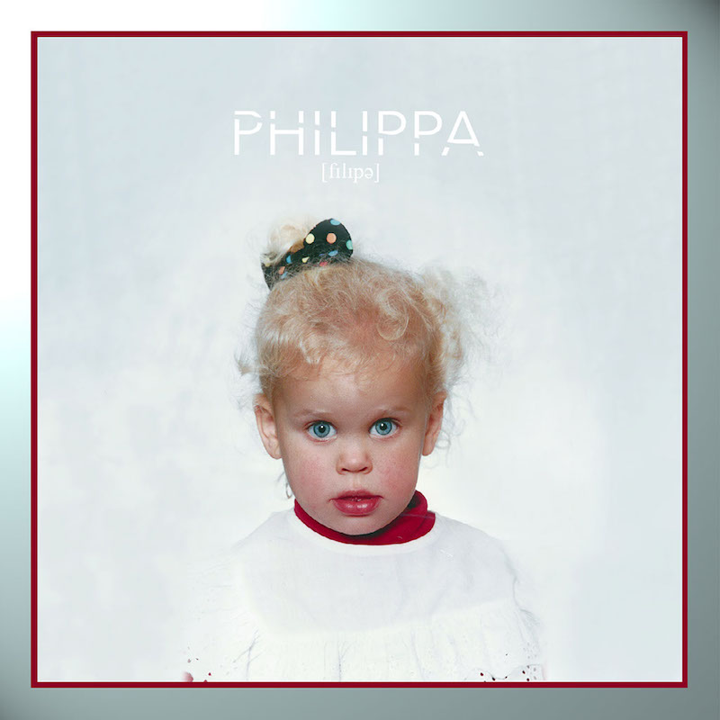 Philippa + In Your Arms + artwork