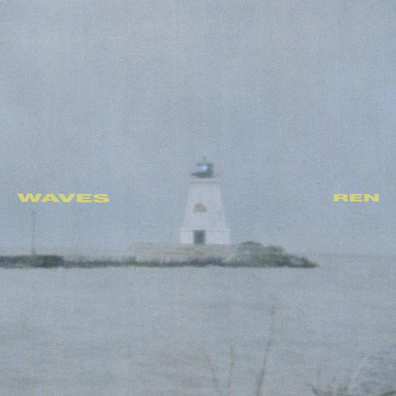 "Ren – ""waves"" artwork"