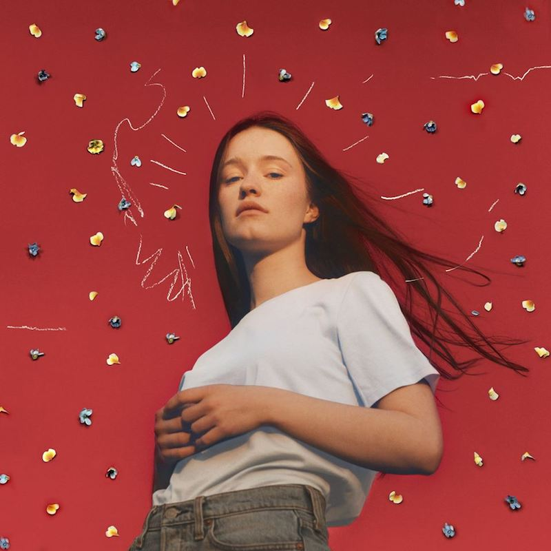 "Sigrid – ""Sucker Punch"" artwork"