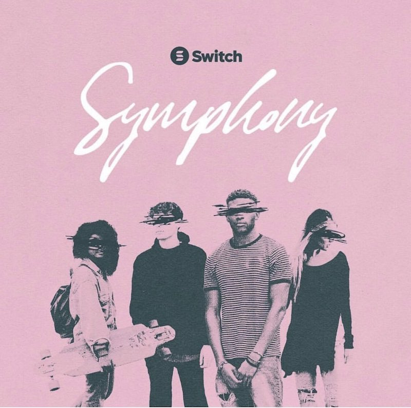"Switch – ""Symphony"" artwork"