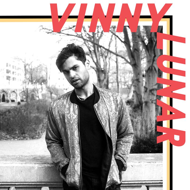 Vinny Lunar + EP Artwork