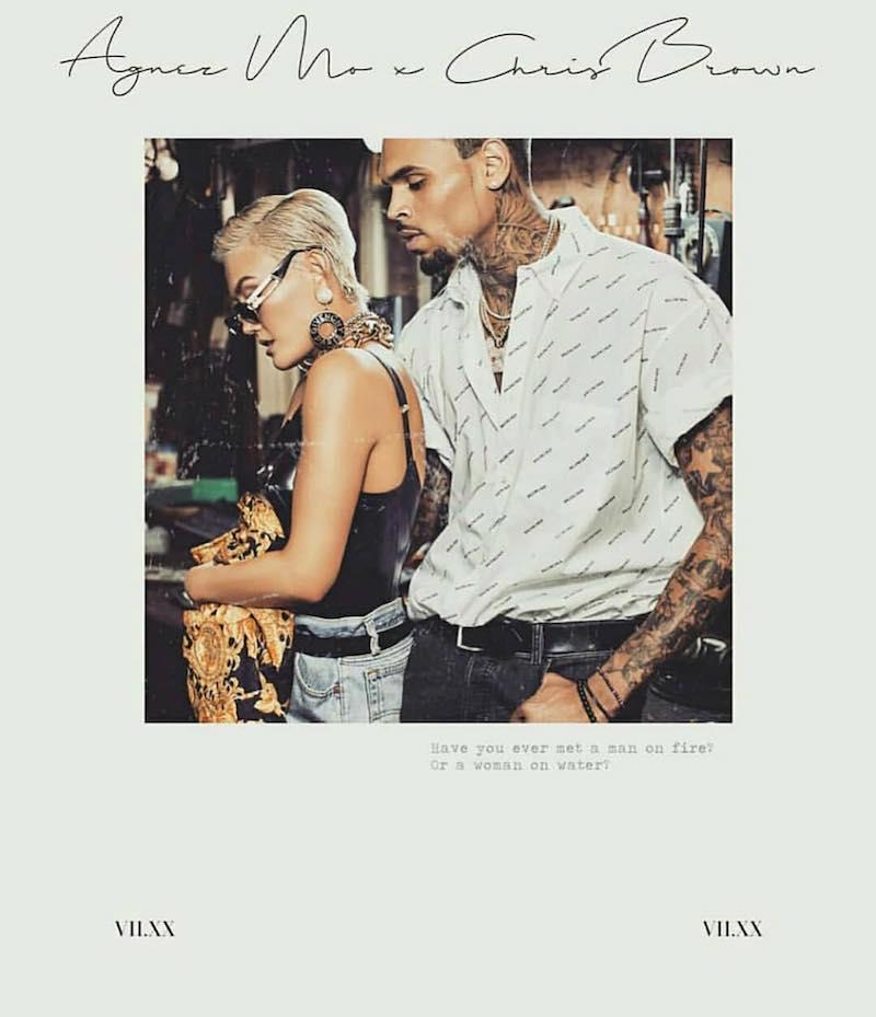 "AGNEZ MO – ""Overdose"" feat. Chris Brown"