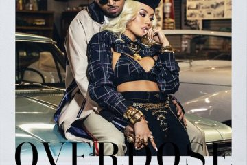 "AGNEZ MO – ""Overdose"" feat. Chris Brown artwork"