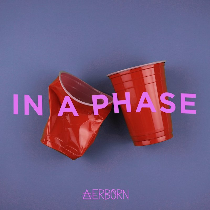 Aerborn + In a Phase artwork