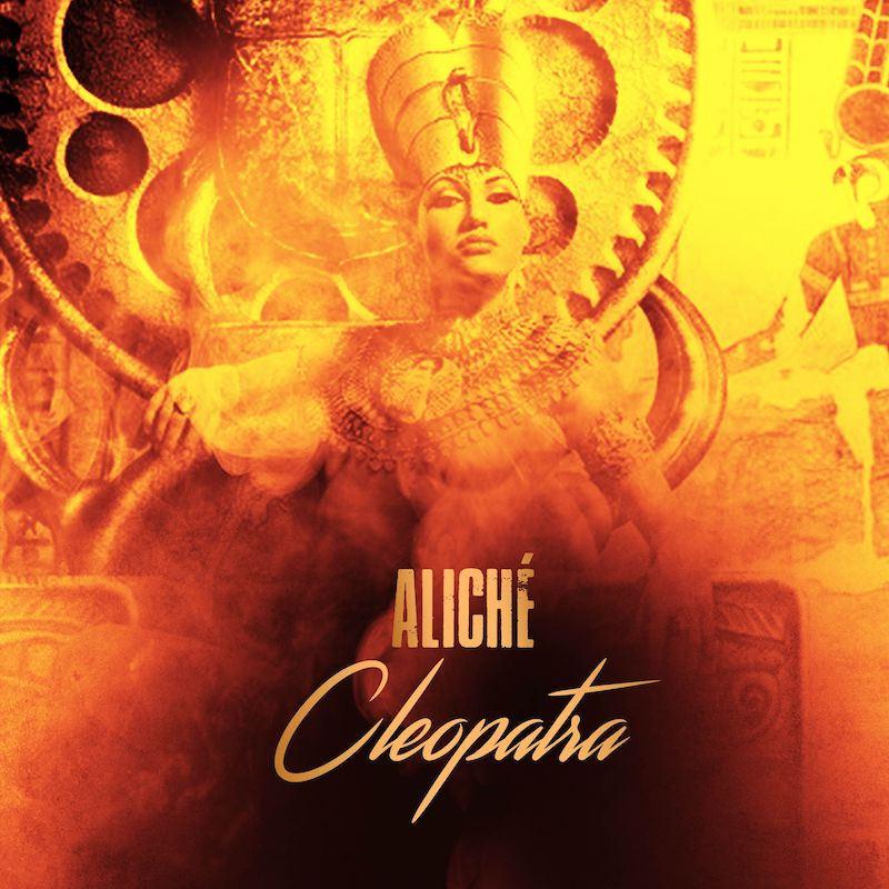 "Aliché – ""Cleopatra"" artwork"
