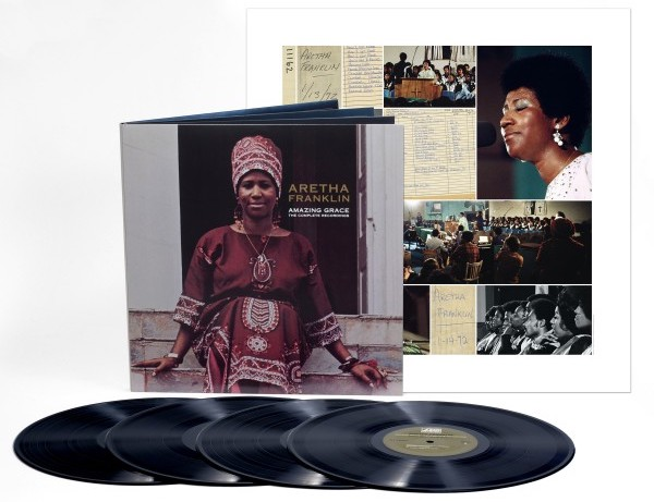 "Aretha Franklin - ""Amazing Grace: The Complete Recordings"""