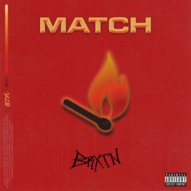 BRXTN + Match artwork