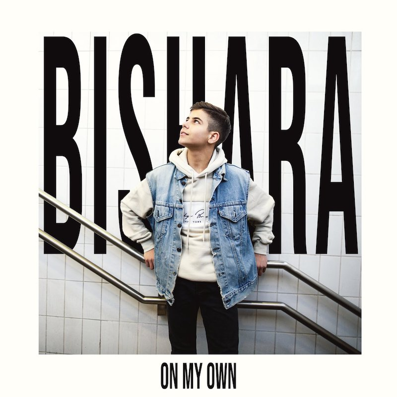 "Bishara – ""On My Own"" artwork"