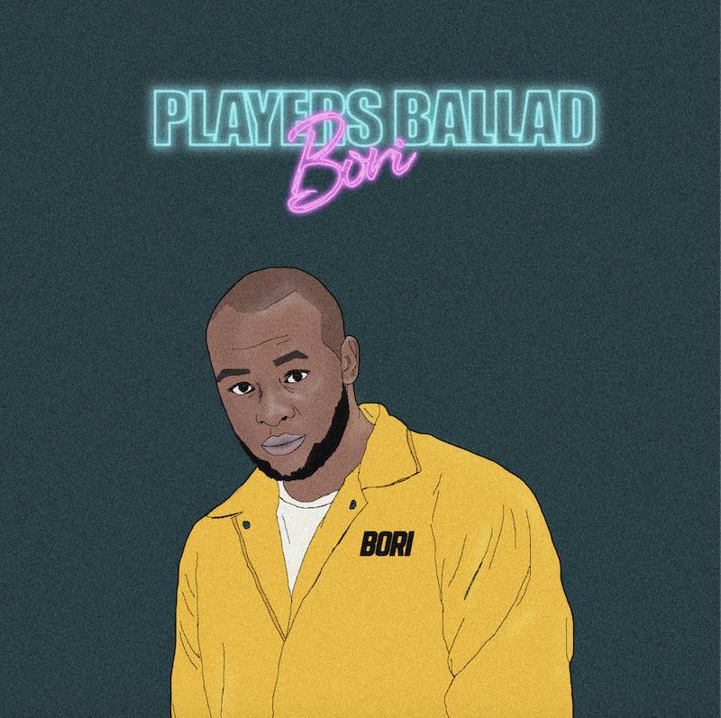 "Bori - ""Players Ballad"" artwork"