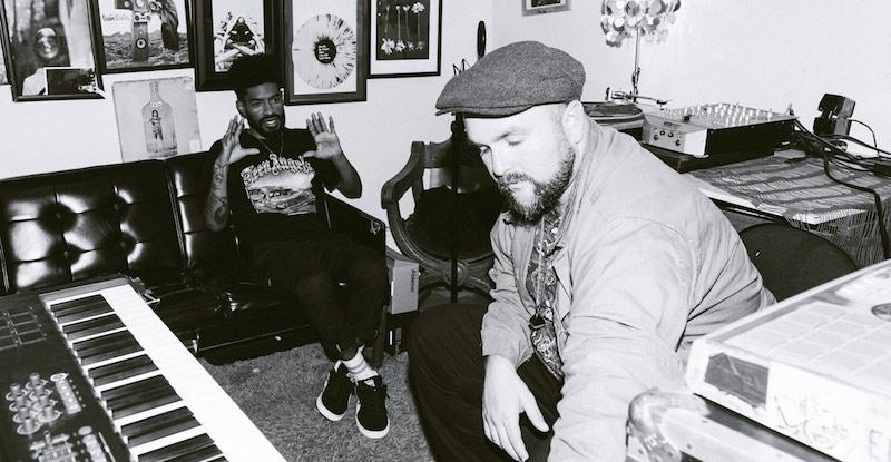 Choosey & Exile press photo